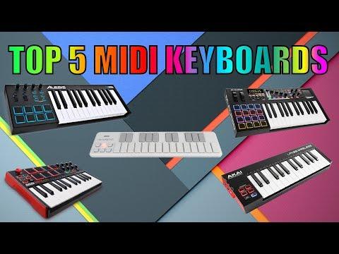 Best Budget Midi Keyboards