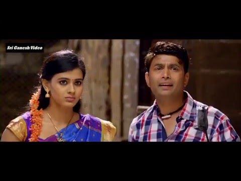 Sharan & Ravishankar Comedy Scene Adyaksha Kannada Movie
