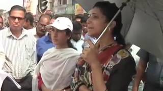 ఆమ్రపాలి చలాకీతనం చూడండి Warangal Collector Amrapali Dynamism || 2day 2morrow