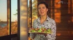 Kalaneuvos resepti: Kylmäsavukirjolohi salaattitacot