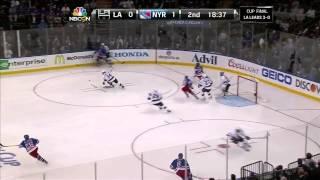 LA Kings vs NY Rangers 06/11/14 NHL Stanley Cup FInal Game 4