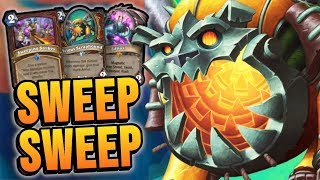Download SWEEP to WIN! - Control Warrior   Rise of Shadows   Hearthstone Mp3 and Videos