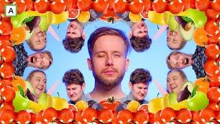 Hildre spiser all frukten (med litt (mye) hjelp)