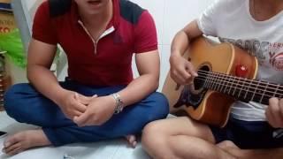 LK Biết Đến Bao Giờ  Đêm Tiền Đồn Guitar Bolero Cover