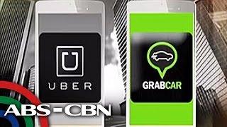 Uber, Grab cars na hindi rehistrado, huhulihin simula Agosto 20