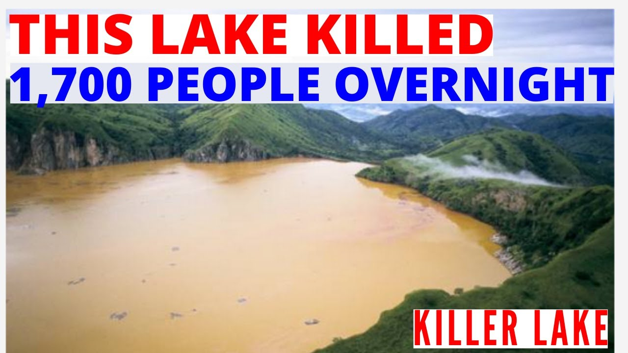 Download Lake Nyos Disaster Killer Lake. How Did 1,700 People Died Overnight. Discover Africa's Killer Lake.