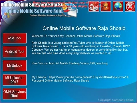 All in One Gsm crack & Tools Download 2017 100% Working
