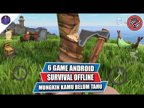 6 Game Android Survival Offline Yang Mungkin Kamu Belum Tahu