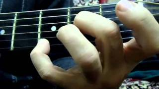How to play Black Sabbath`Children of the Sea` guitar intro