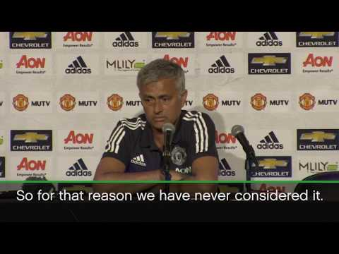 Ronaldo return to United 'mission impossible' - Mourinho