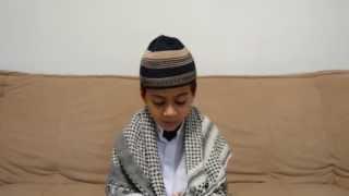 Very Beautiful Tilawat-e-Quran by Child  Abdan