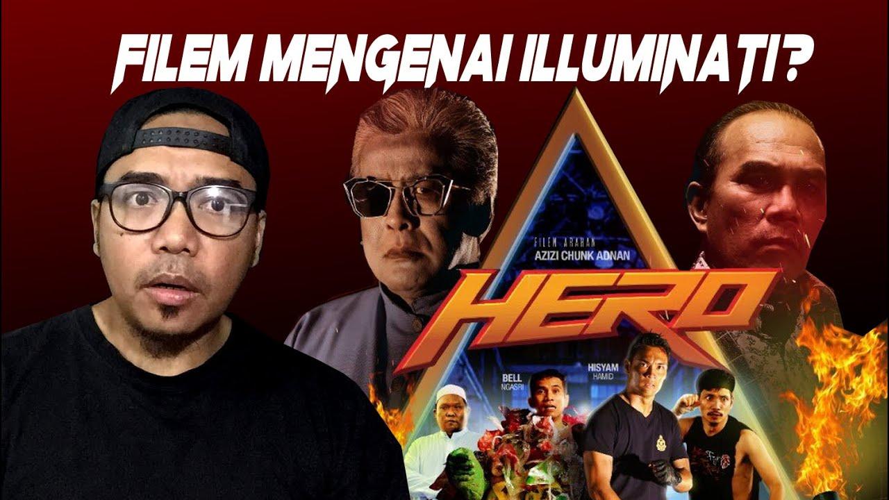 Download HERO: Jangan bikin panas trailer reaction (Filem illuminati Malaysia?)