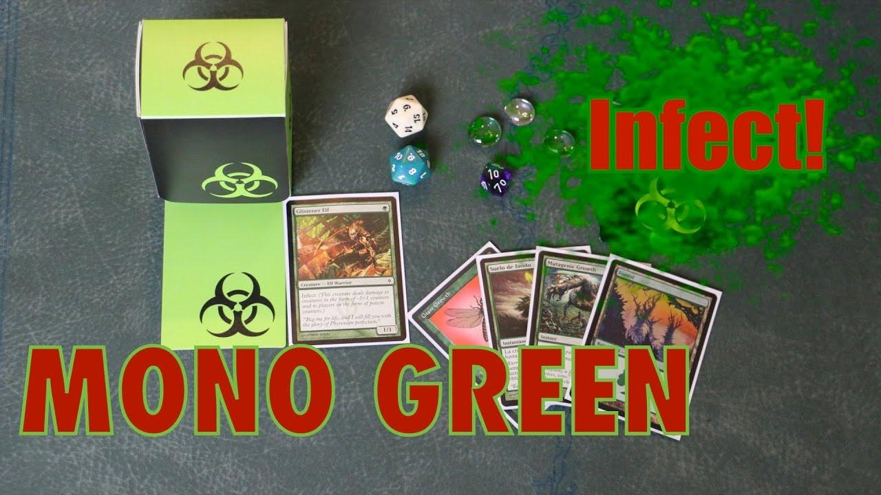 Resultado de imagen de infect mono green