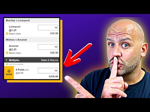 Football Accumulator Betting: Truth Revealed by a 10 Year Professional | Caan Berry