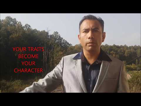 VISHAL UPADHYAY   MIND YOUR BEHAVIOUR   YOUR HABITS/BEHAVIOUR BECOMES YOUR CHARACTER  