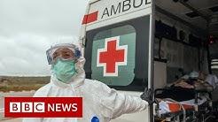 Spanish deaths rise as European toll passes 30,000 - BBC News