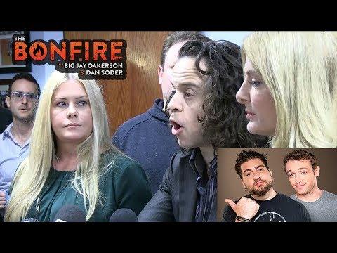 The Bonfire  Alexander Polinsky Scott Baio Accusations w Video Big Jay Oakerson Dan Soder