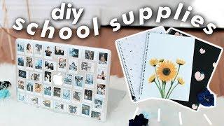💫diy aesthetic school supplies   JENerationDIY
