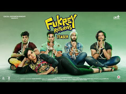 Fukrey Returns Teaser| Pulkit Samrat |...