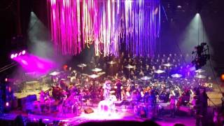 Gambar cover Flaming lips @ red rocks 2016 - Suddenly everything has changed (Partial w/partial speech)