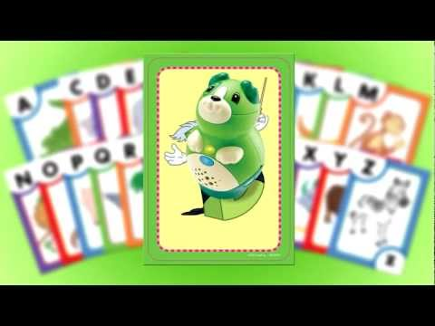 Interactive Letter Factory Flash Cards For Tag Junior - Letter Names & Sounds | LeapFrog