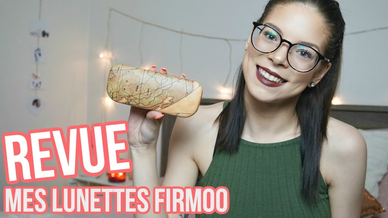 REVUE SUR MES LUNETTES FIRMOO    ARIANNE DL - YouTube d5cdcce0e600