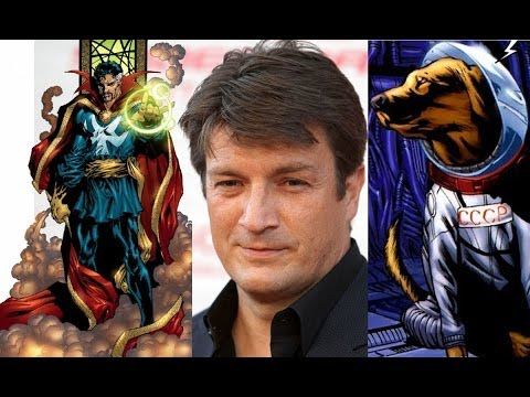 AMC Movie Talk - Nathan Fillion Cosmo Or Dr Strange? First MAD MAX Images