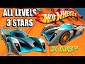 Hot Wheels: Race Off - Level 51 to 60 All Levels 3 Stars