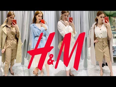 H&M SHOPPING VLOG 👠👒👛А ЧТО ЕЩЁ НА ВЕСНУ ?
