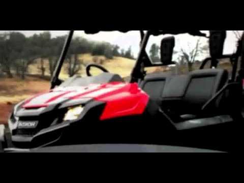 2014 Honda Utv