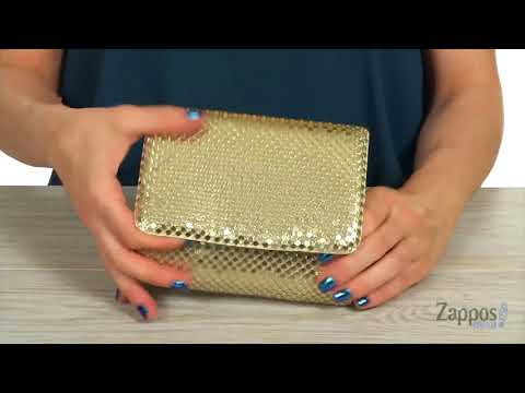 Jessica McClintock Katie Mesh Flap SKU: 9126398