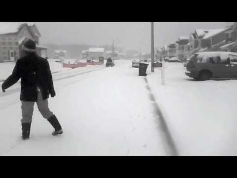 Virginia Snow Extravaganza