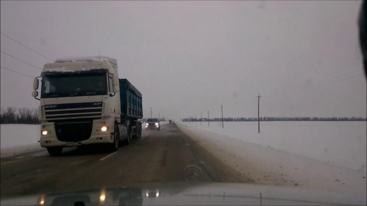 Зимняя поездка на Донбасс 2019 * Winter trip to Donbass ...
