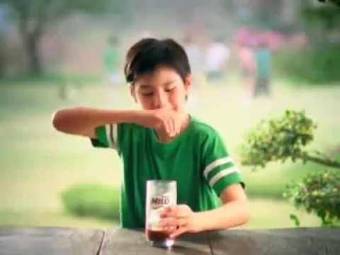 Nestlé MILO -  QUẢNG CÁO HAY NHẤT MILO 2010