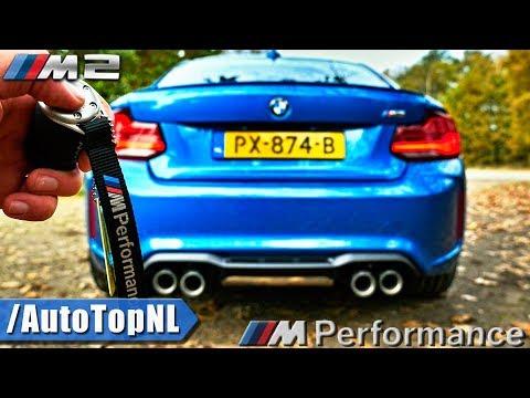 2018 BMW M2 LCI M PERFORMANCE Exhaust LOUD SOUND & ACCELERATION By AutoTopNL