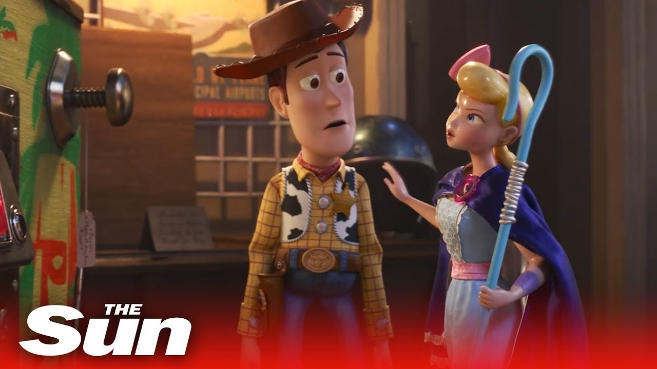 Woody hits the road in first full Toy Story 4 trailer