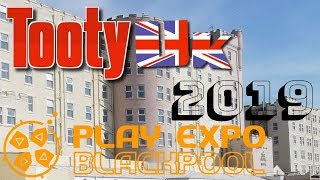 Play Expo Blackpool 2019 | Nottingham Gaming market