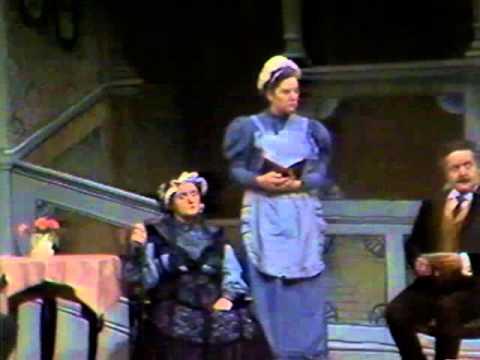 ALBERT HERRING, Act I, scene i, Lyric Opera Cleveland