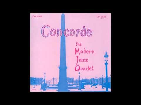 Modern Jazz Quartet  - Concorde ( Full Album )