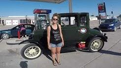 Day 14- Abilene, KS to Goodland, KS