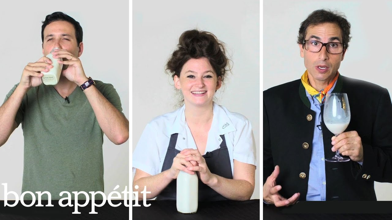 Experts Try to Guess 25 Cereal Milks | Bon Appétit