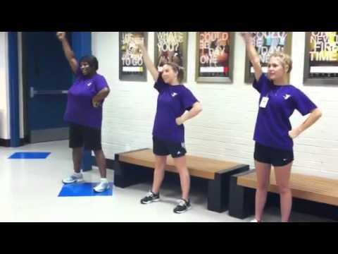 Katy Cheer B1 - Practice 1