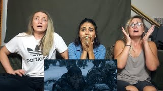 Game of Thrones - 7x06 Beyond The Wall (Ice battle) Group Reaction & Review