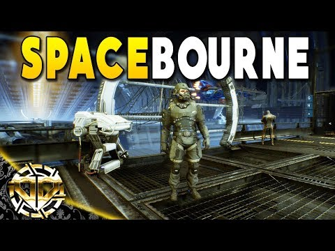 FIRST LOOK : NEW OPEN WORLD SPACE RPG : SpaceBourne Gameplay : New Elite Dangerous? EP1