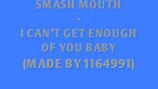Smash Mouth - I Can