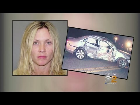 Former 'Melrose Place' Actress Speaks With Students About Deadly DUI
