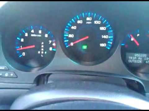 2006 Acura TL STOCK 0-60