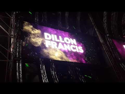 Dillon Francis in @DreambeachFest