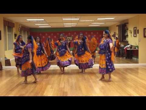 Uttar Pradesh's folk dance