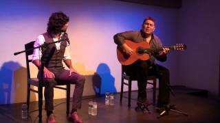 "Arcángel y Paco Javier Jimeno - ""Soleá Apolá"""